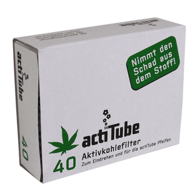 Activated carbon filters actif ActiTube - Large, Filters