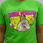 "Green Unisex ""Legal Pusher"" T-Shirt By Ivanart - Why Not"