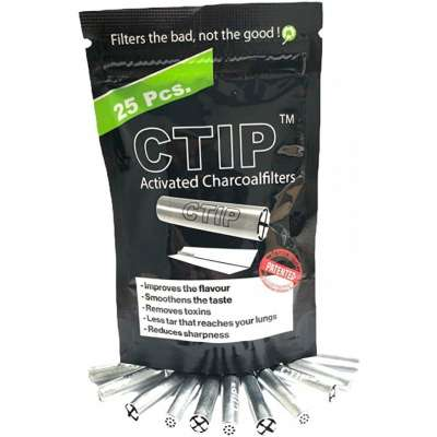 Active Charcoal Filters Ctip - 25 pces - I-nvention